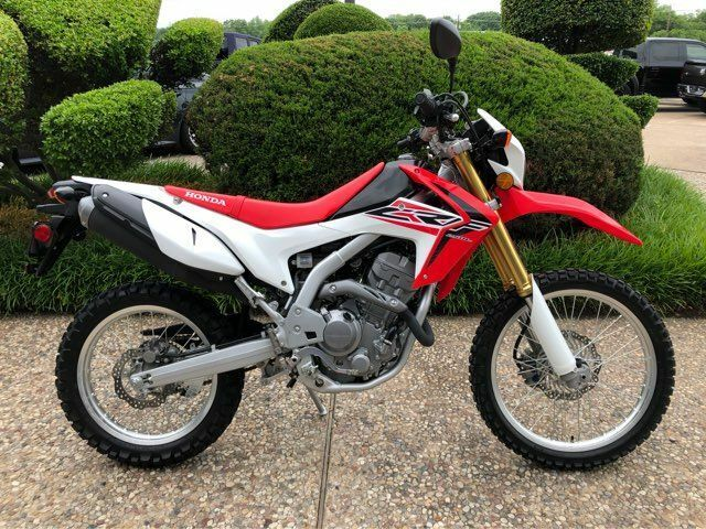 Picture of A 2015 Honda CRF250LF