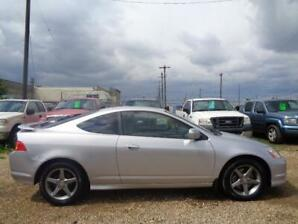 2004 Acura RSX Type-S-HEATE LEATHER-SUNROOF-DRIVES ECELLENT
