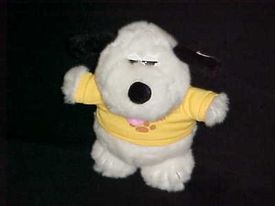 9  Peanuts Olaf Snoopy Brother Plush Toy W Tags From Cedar Fair Entertainment