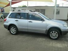 2006 Mitsubishi Outlander ZF MY06 LS Silver 4 Speed Auto Sports Mode Wagon Coopers Plains Brisbane South West Preview
