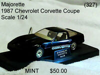 14 Diecast Corvettes For Sale In MInt Condition