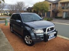 2006 Suzuki Grand Vitara Wagon Amaroo Gungahlin Area Preview