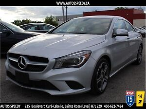 2014 MERCEDES-BENZ CLA 250 74.620 KM NAVIGATION/CAMERA/XENON