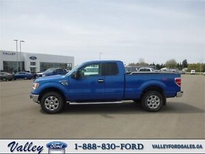 SUPER LOW KMS...EXCELLENT SHAPE! 2013 Ford F-150 XLT with EXTRAS