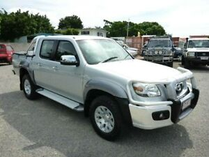 2008 Mazda BT-50 B3000 SDX Silver Automatic Utility Townsville Townsville City Preview