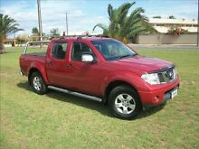 2007 Nissan Navara D40 ST-X (4x4) 5 Speed Automatic Alberton Port Adelaide Area Preview