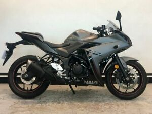 2016 Yamaha YZF-R3 ABS West Ipswich Ipswich City Preview
