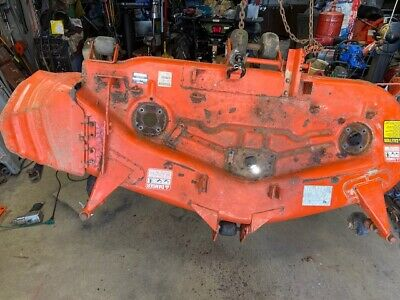 Kubota Mower Deck Complete Deck Shell Rck60-24b