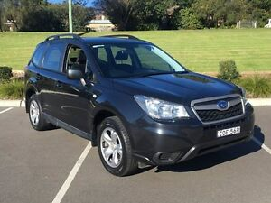 2013 Subaru Forester S4 MY13 2.5i Lineartronic AWD Grey 6 Speed Constant Variable Wagon Lisarow Gosford Area Preview