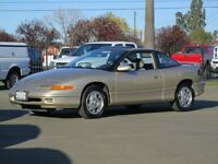 1996 Saturn S-Series sc2 Coupe (2 door) new safety