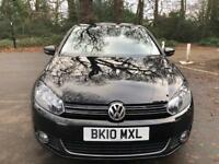 £137.06 PER MONTH - RARE 2010 VW GOLF 1.4 TSI GT EDITION 1.4 PETROL MANUAL