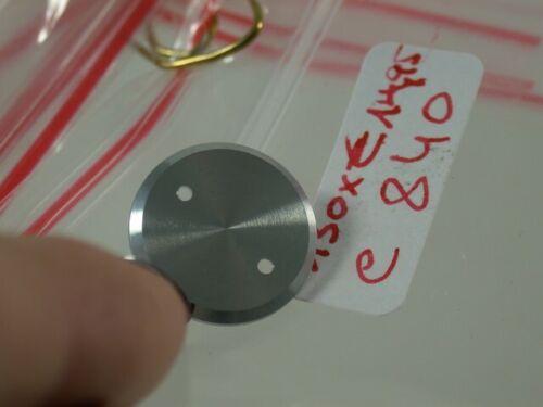 ROLLEI 35 Kamera Gehäuse Abdeck-Schraube Camera Covering Screw Screws 840/21