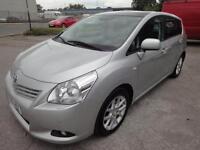 LHD 2011 Toyota Verso 1.8VVTI Petrol Automatic SPANISH REGISTERED