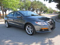 2011 Volkswagen CC CC SPORTLINE LEATHER,SUNROOF,LOW KMs