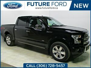 2017 Ford F-150 PLATINUM-TOP OF THE LINE-360 CAMERA SPLIT VIEW