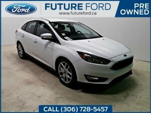 2015 Ford Focus SE- SERVICED HERE FROM NEW- PST PAID