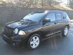 2008 JEEP COMPASS SPORT/NORTH (MANUELLE, AIR, MAGS, FULL!!!)