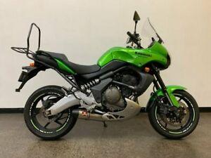 2008 Kawasaki Versys (kle650)