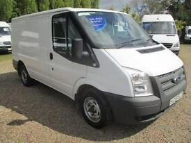 2012 Ford Transit 2.2TDCi SWB T 280 NO VAT 70,000 MILES 6 SPEED FSH 1 OWNER