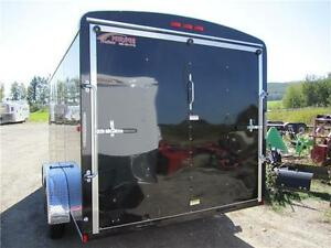 Mirage MXL7x12 Cargo 7000#GVWR Extra Height, Ramp, Side door