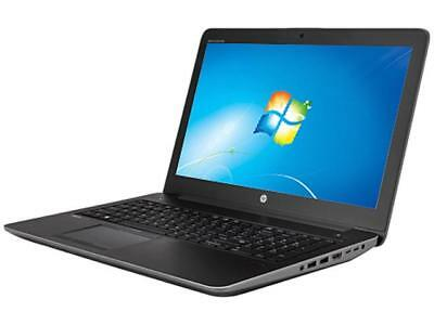 "HP ZBook 15 G3 15.6"" (In-plane Switching (IPS) Technology) Mobile Workstation -"