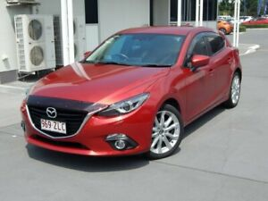 2016 Mazda 3 BM5436 SP25 SKYACTIV-MT GT Soul Red Crystal 6 Speed Manual Hatchback North Lakes Pine Rivers Area Preview