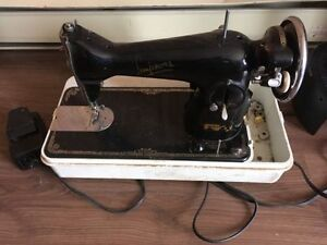 1950s-60s(?) Sewing Machine. $45 ONO