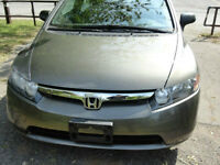 2008 Honda Civic DX-G Sedan City of Toronto Toronto (GTA) Preview