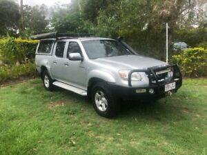 2009 Mazda BT-50 UNY0E4 SDX Grey 5 Speed Automatic Utility Capalaba Brisbane South East Preview
