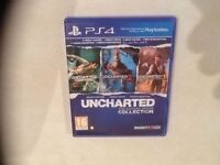 UNCHARTED : NATHAN DRAKE COLLECTION SONY PLAYSTATION 4 PS4