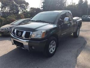 2005 Nissan Titan LE 4X4, Safety & ETEST for ON or QC INCL.