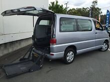 1997 Toyota Hiace DISABILITY WHEELCHAIR Blue 3 Speed Automatic Campervan Underwood Logan Area Preview