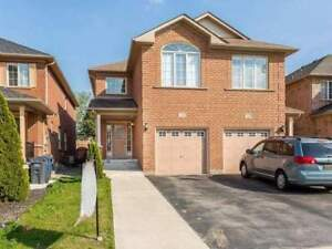Gorgeous Semi Detached House In Very High Demand Area,