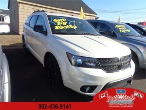 2015 Dodge Journey SXT BLACKTOP 3.6 V6