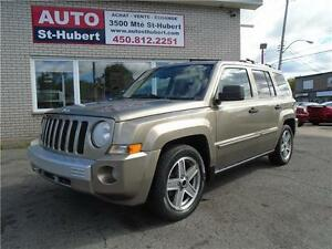 JEEP PATRIOT LIMITED 4X4 2007