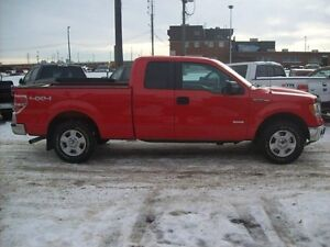 2014 Ford F-150 XLT/4X4/SUPER CAB/EASY FINANCE Edmonton Edmonton Area image 7
