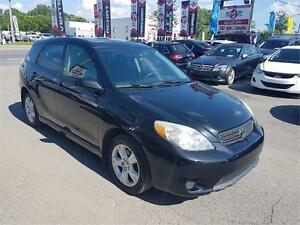 2007 Toyota Matrix XR, AUTO, MAGS,GROUP ELECT. 1 AN DE GARANTIE