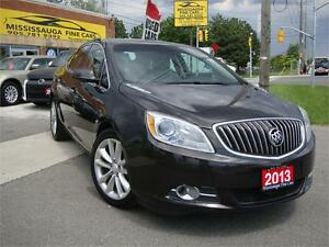 2013 Buick Verano TURBO,NAVIGATION,REAR CAMERA,LEATHER