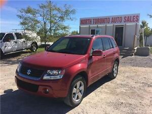 2010 SUZUKI GRAND VITARA JLX - 4X4 - SUNROOF - HEATED SEATS