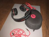 Beats Over Ear Headset - As new Black