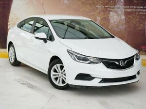 2017 Holden Astra BL MY17 LS+ White 6 Speed Sports Automatic Sedan Collingwood Yarra Area Preview