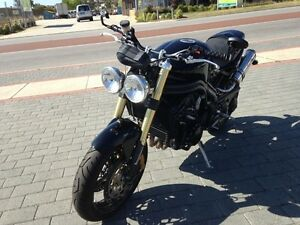 2006 triumph Speed Triple Low kms Wangara Wanneroo Area Preview