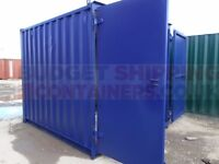 10ft shipping containers - Refurbished - London