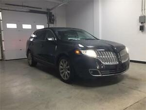 2010 Lincoln MKT, Navi, Pano roof,TV/DVD,6seats.