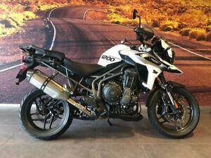 2018 Triumph Tiger 1200 XRT Road Bike 1215cc Adelaide CBD Adelaide City Preview