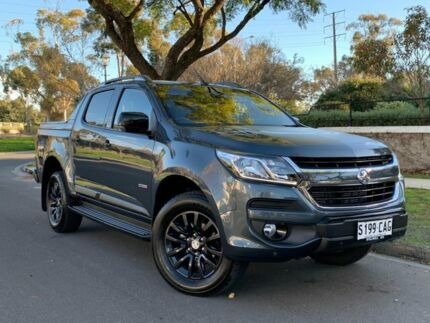 2018 Holden Colorado RG MY19 Z71 Pickup Crew Cab Grey 6 Speed Sports Automatic Utility Medindie Walkerville Area Preview