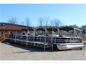 2016 PONTOONS ARE ON SALE, AND THERE IS ONLY 3 LEFT. NO FREIGHT Peterborough Peterborough Area image 8