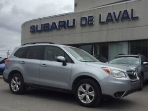 2014 Subaru Forester 2.5i Limited Awd ** Cuir et Toit ouvrant **