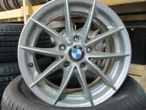 SET OF 4 USED BMW 3 SERIES ALLOY RIMS
