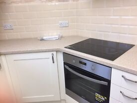 Large completely refurbished 2 bedroom flat to let in Letchworth